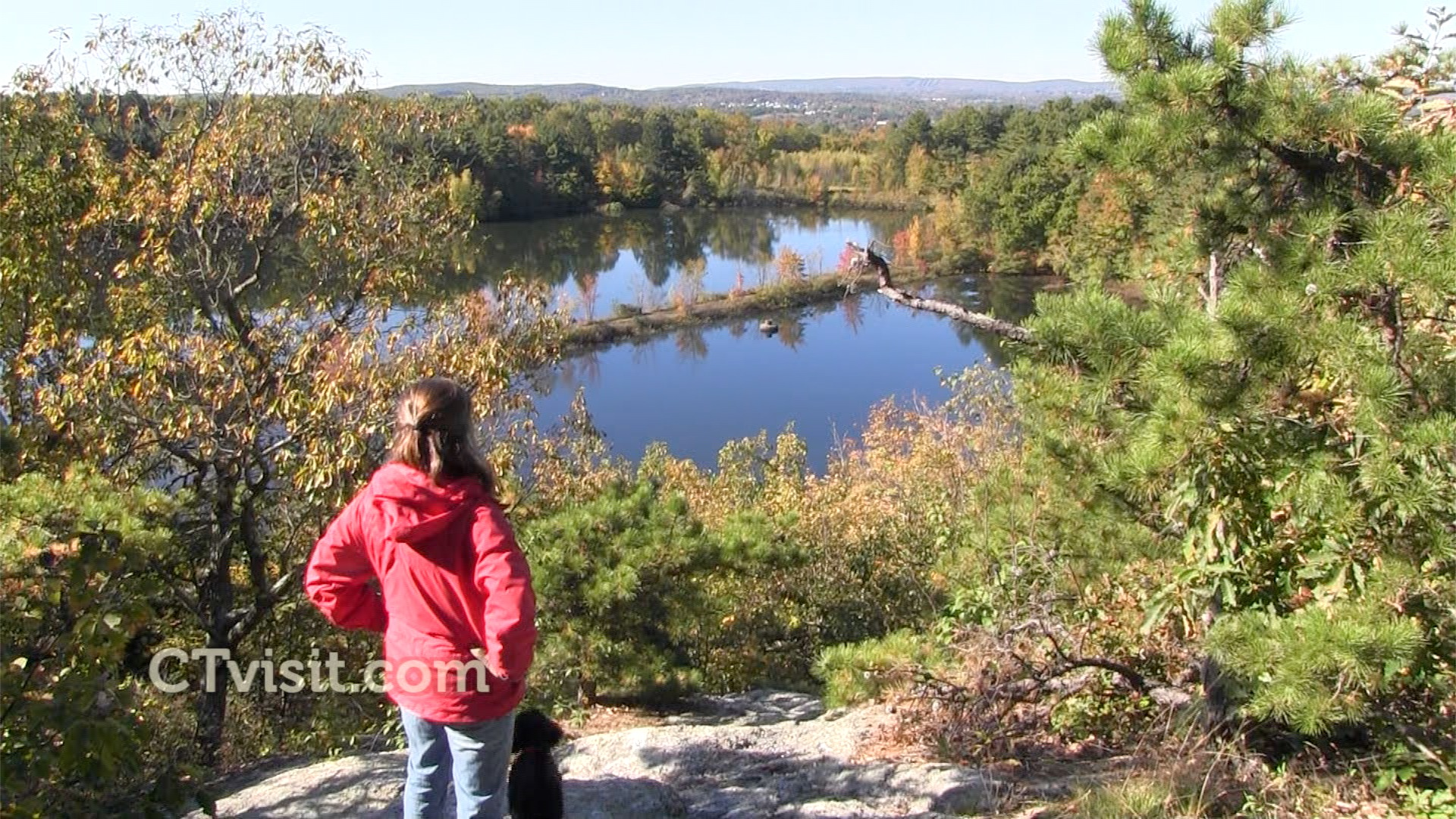 Mattabesett Trail - Reservoirs